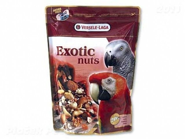 Versele Laga Exotic směs ořechy,obilovin a semen pro velké papoušky 750g