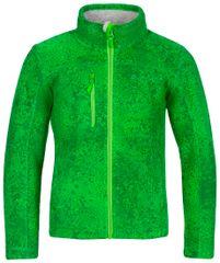 ALPINE PRO bluza chłopięca CIRKO 92 - 98 zielona