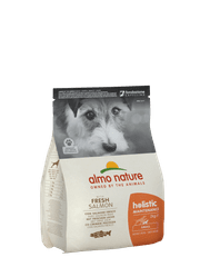 Almo Nature Small Adult - Lazac rizzsel 2kg