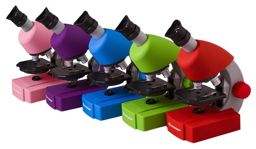 Bresser Junior 40x-640x, zelený
