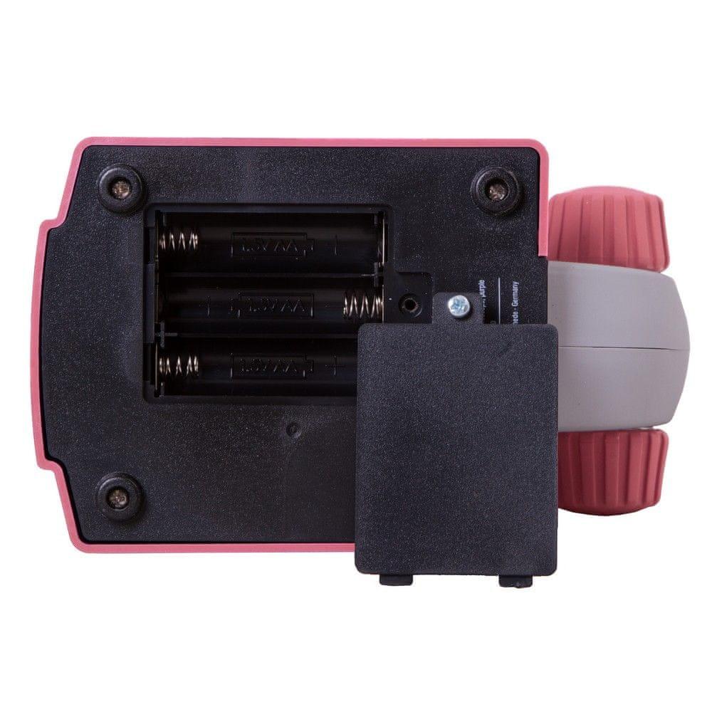 Bresser Junior 40x-640x, růžový