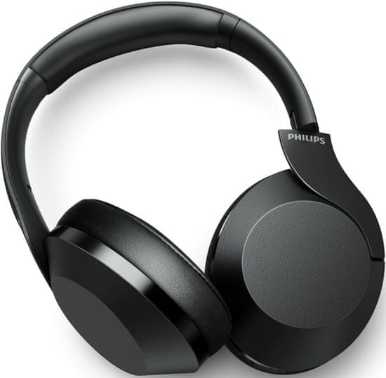Philips TAPH802BK brezžične slušalke, črne - Odprta embalaža