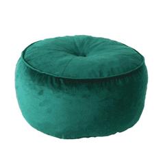KONDELA Kerem taburetka smaragdová