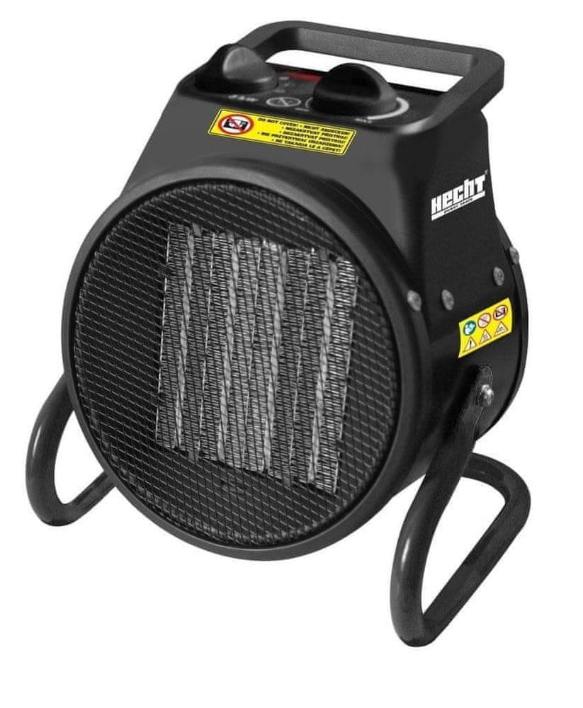 Hecht 3542 Přímotop s ventilátorem a termostatem 2000 W