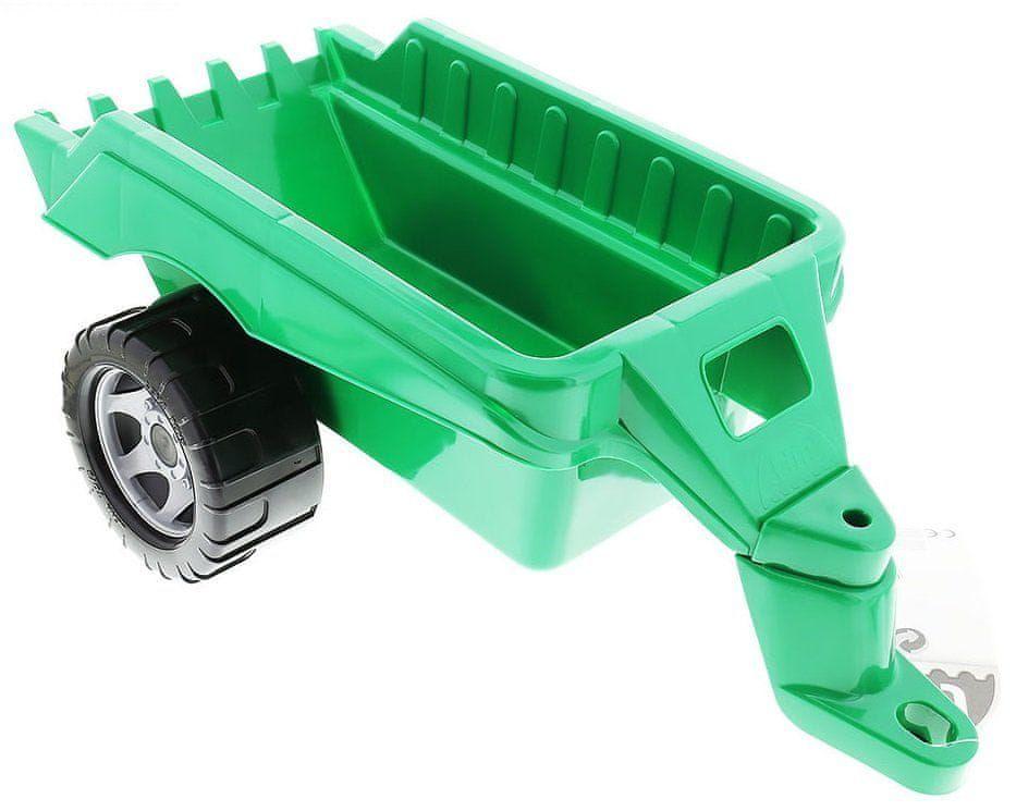 LENA Přívěs vozík vlečka za traktor