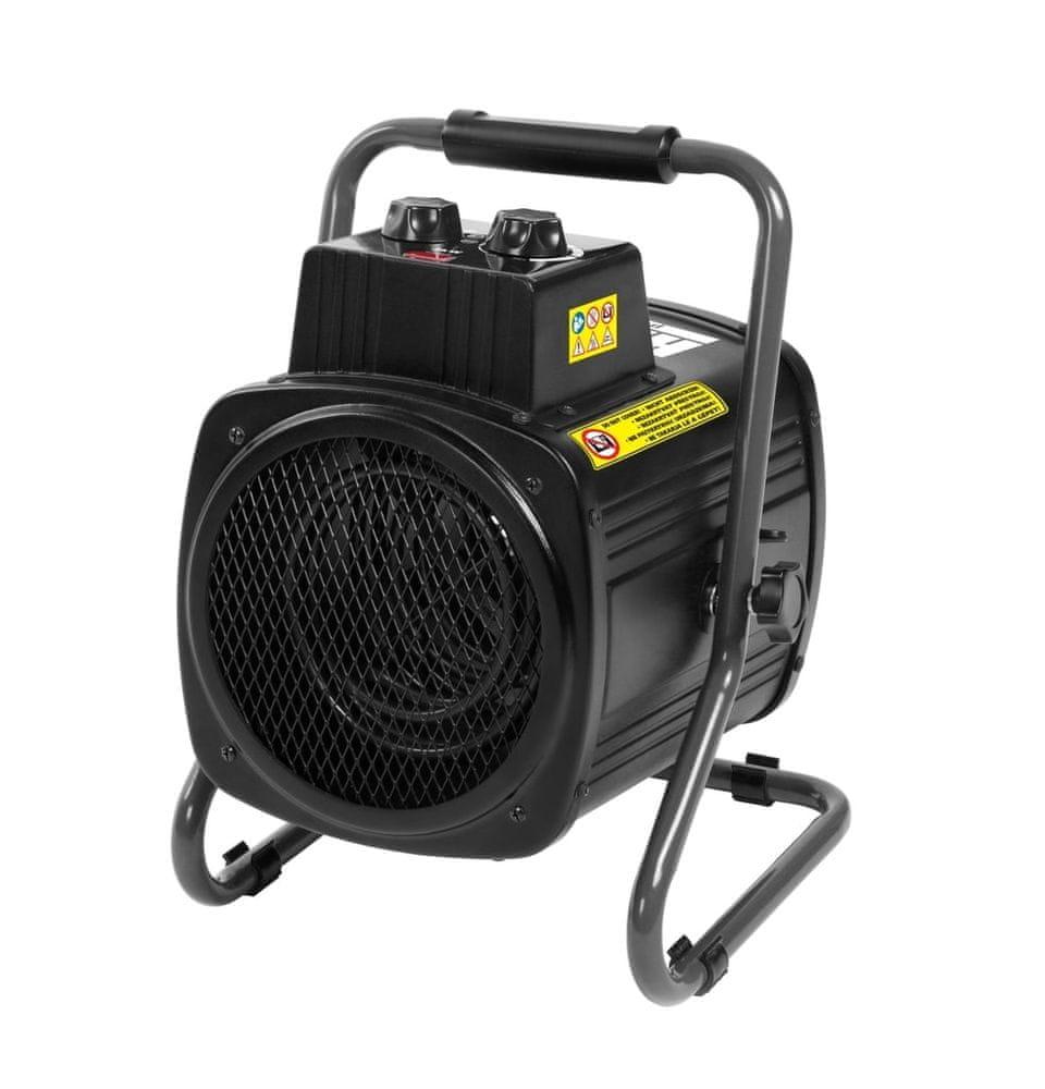 Hecht 3324 Přímotop s ventilátorem a termostatem 2400 W