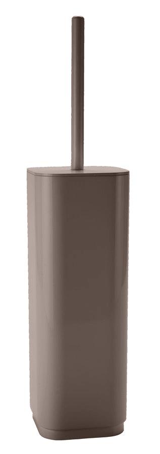 AQUALINE SEVENTY WC štětka na postavení, tortora (633452)