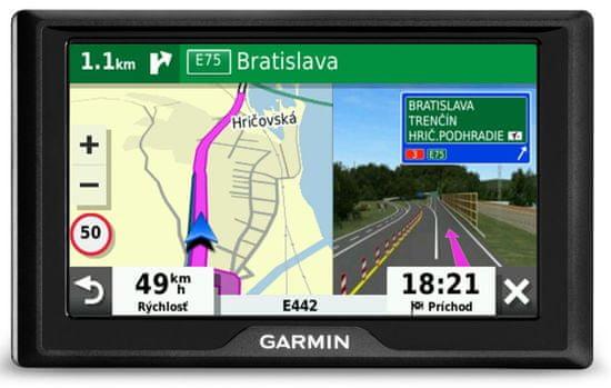 Garmin nawigacja samochodowa Drive 52 MT