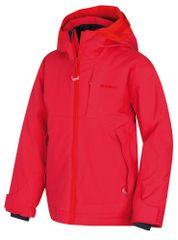 Husky detská ski bunda Zorte Kids, 122, ružová