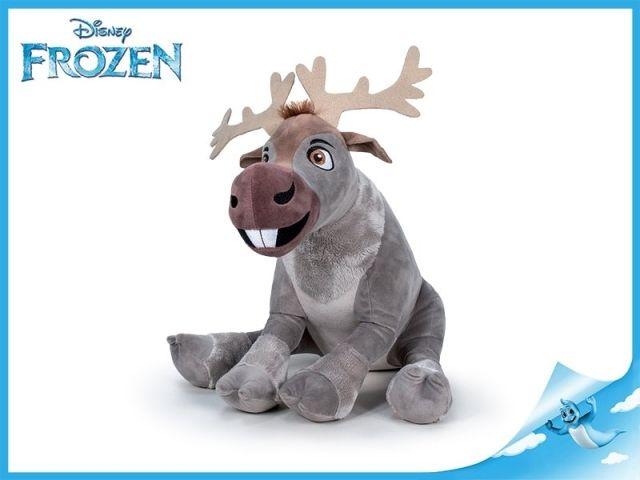Mikro Trading Frozen sob Sven plyšový 50cm sedící 0m+
