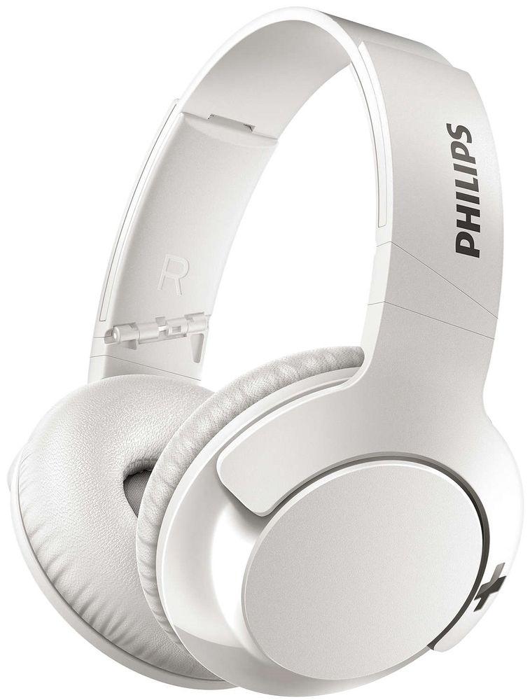 Philips SHB3175 bezdrátová sluchátka, bílá