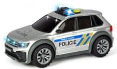 Dickie Policejní auto VW Tiguan R-Line, česká verze