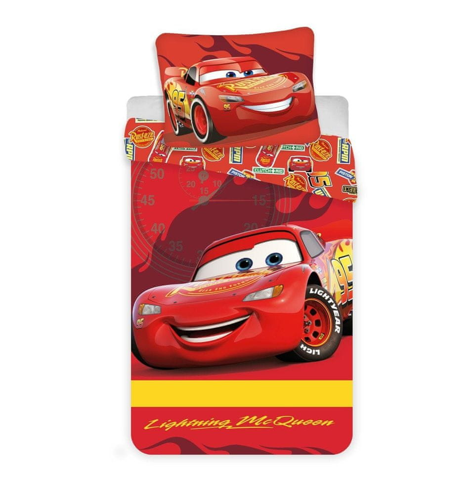 Jerry Fabrics Cars baby McQueen