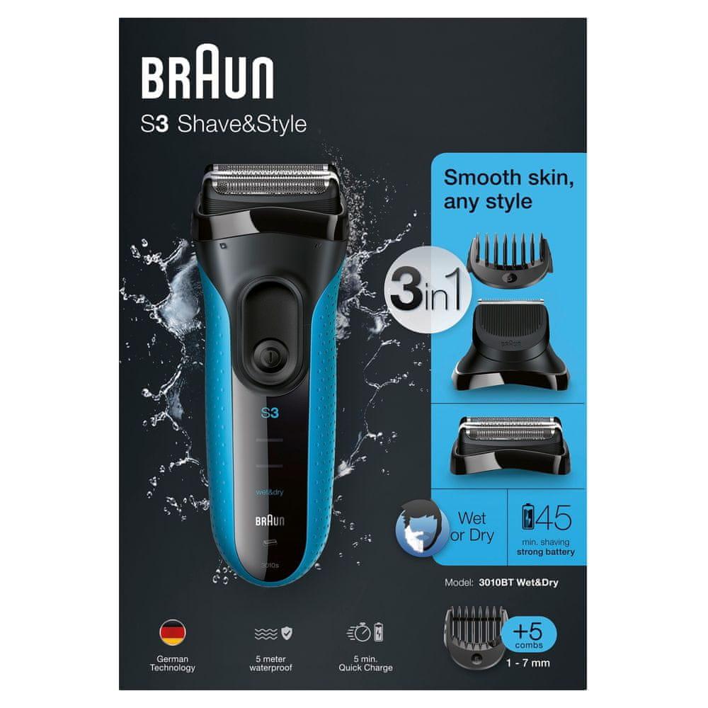 Braun Series 3 3010BT