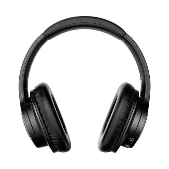 MPOW H7 - bezdrátová sluchátka, černá