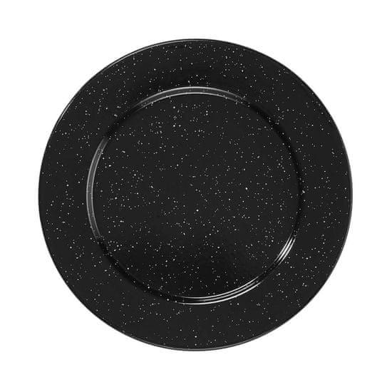 Butlers Dekorační talíř s bílými skrnkami