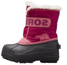 Sorel Childrens Snow Commander otroški škornji, 31, roza