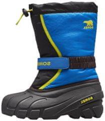 Sorel Youth Flurry otroški zimski čevlji, 35, modri