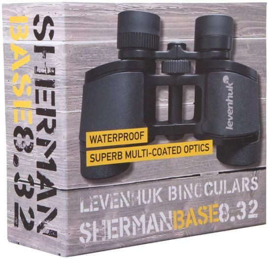 Levenhuk Sherman BASE 8×32