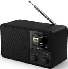 Philips TAPR802 radioura, črna