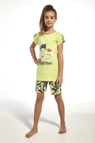 Cornette Dívčí pyžamo 243/62 Kids girl - CORNETTE