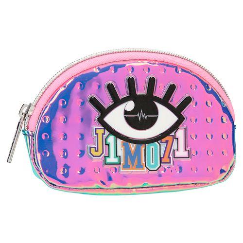 J1MO71 Kozmetická taška malá , Ružová perleť
