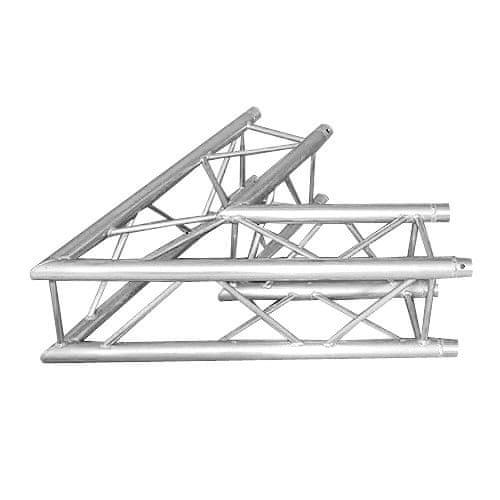 Alutruss Koncový rohový diel , Quadlock 6082C-20, 2-koncový diel 60°