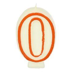 Idena Narodeninová sviečka , Číslo 0