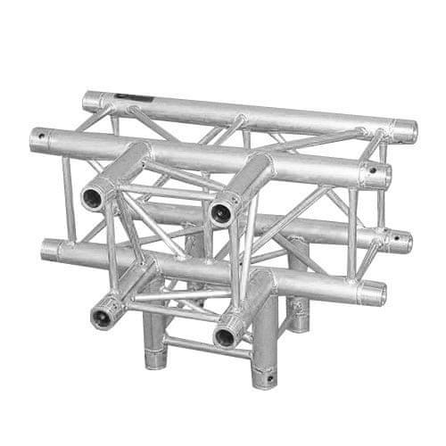 Alutruss Koncový T-diel , Quadlock 6082T-42, 4-koncový T-diel