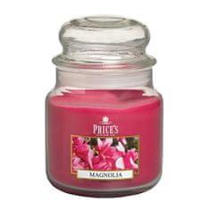 Price's Candles Sveča v steklenem kozarcu Sveče, Magnolija, 411 g