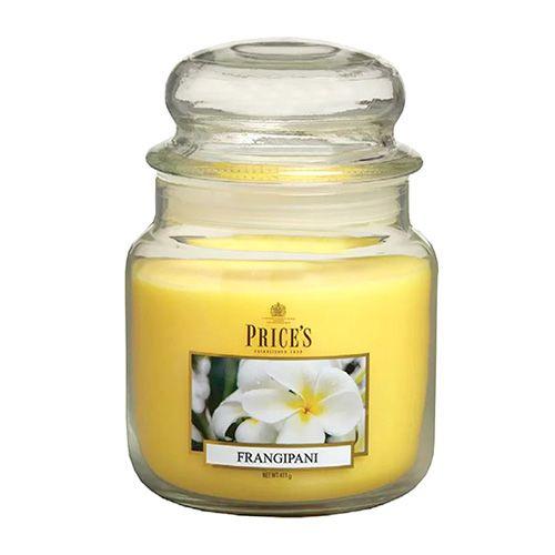Price's Candles Sveča v steklenem kozarcu Sveče, Plumeria, 411 g