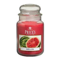 Price's Candles Sveča v steklenem kozarcu Sveče, Melona, 630 g