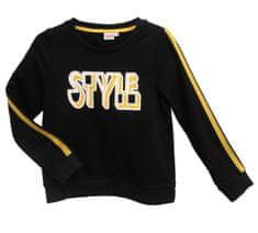 Topo dívčí tričko 170 černá