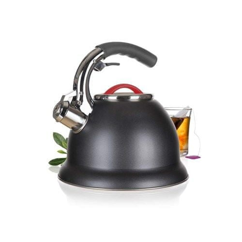 Banquet čajnik iz nerjavečega jekla ADVANTAGE 2,7 l - Odprta embalaža