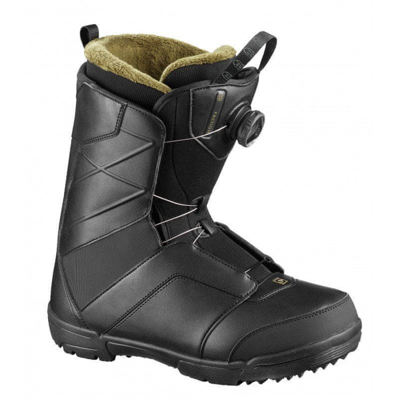 Salomon FACTION Boa Blk