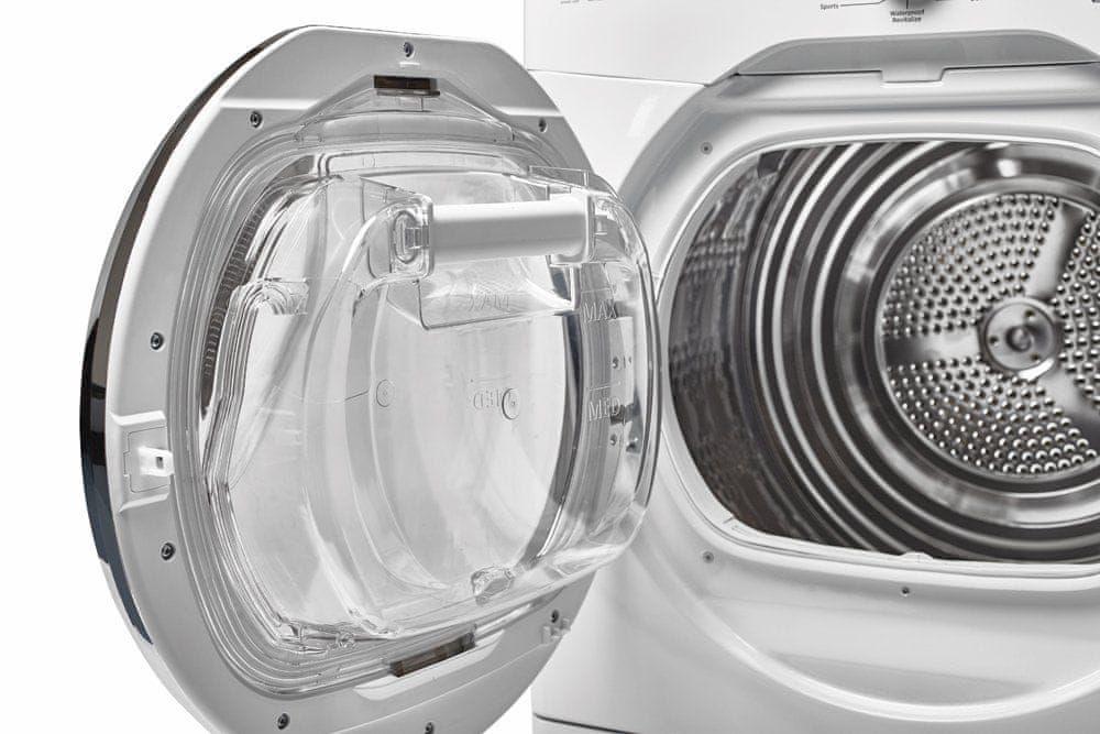 Hoover sušička prádla DXO4 H7A2TCEX-S + 5 let záruka