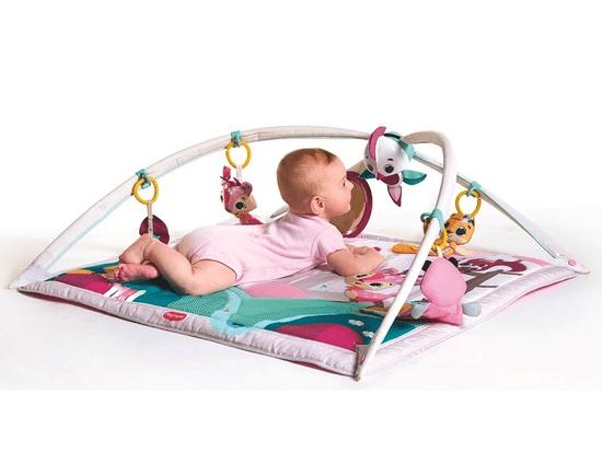 Tiny Love Hrací deka s hrazdou Gymini Tiny Princess Tales