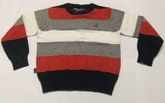 North Pole fantovski pulover, 4Y, večbarven