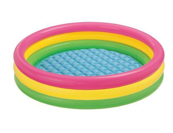 Intex Bazén nafukovací dětský Intex 57422 SOFT 147x33