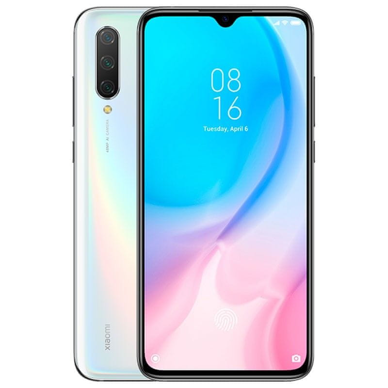 Xiaomi Mi 9 Lite, 6GB/128GB, Global Version, More than white