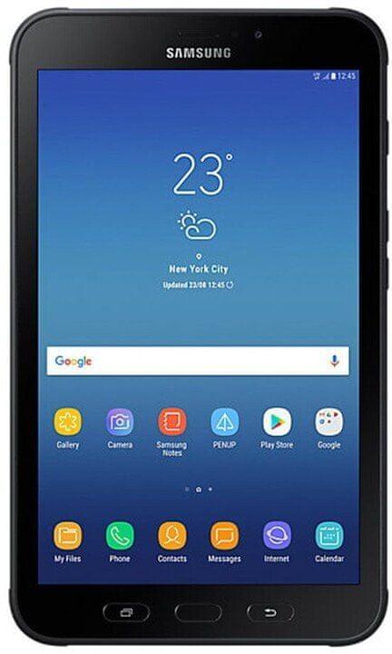 Samsung Galaxy Tab Active2 (T390), 3GB/16GB, Wi-Fi Black