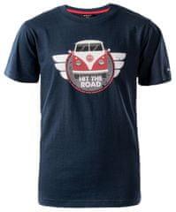 HI-TEC chlapčenské tričko Road JRB 152 tmavomodré