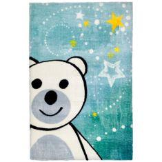 Jutex Detský koberec Lollipop 182 medveď 1.30 x 0.90