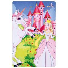 Jutex Detský koberec Fairy Tale 631 Princess 1.50 x 1.00