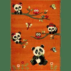 Jutex Koberec Jasper Kids 21041 20 oranžová 1.50 x 0.80