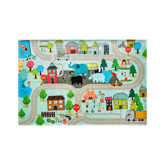 Jutex Detský koberec Torino Kids street 1.20 x 0.80