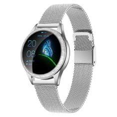ARMODD Candywatch Crystal stříbrná, dámské chytré hodinky (smartwatch)