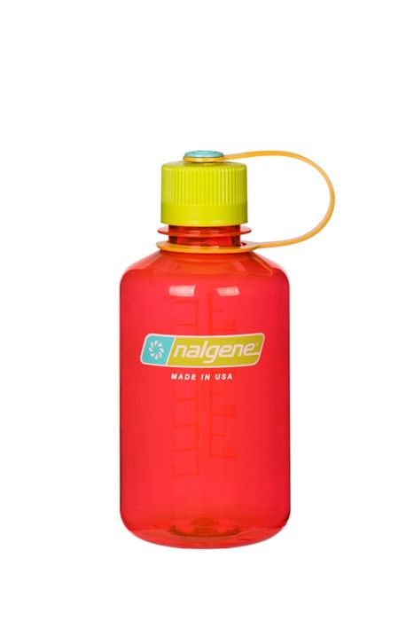 Nalgene Narrow-Mouth 500 ml Pomegranate
