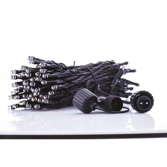 Emos povezovalni niz, veriga, 100 LED, 10 m, modra