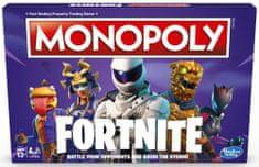 HASBRO Monopoly Fortnite Angol változat